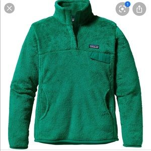 Patagonia re-tool pullover